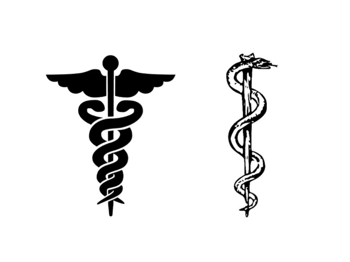only 6 of doctors knew the real symbol of medicine u201cstaff of rh dailyrounds org doctors logo png doctors logopedia
