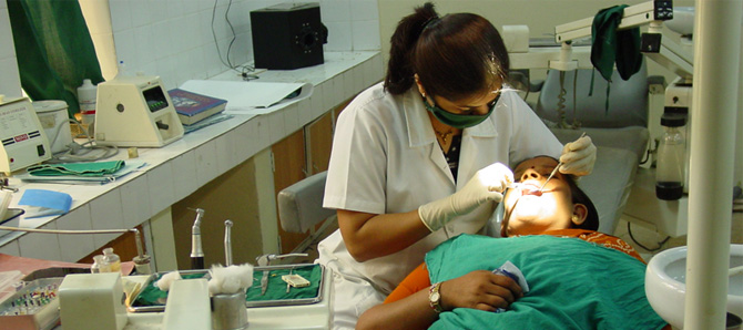 Image result for Indian Dentist