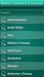 Diseases Dictionary Medical 1